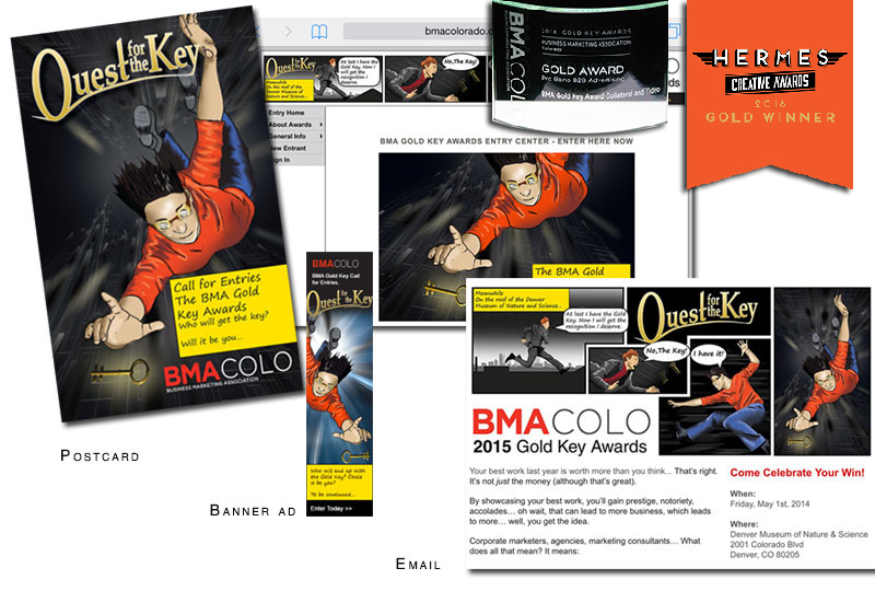 Creative Design for BMA Call for Entries