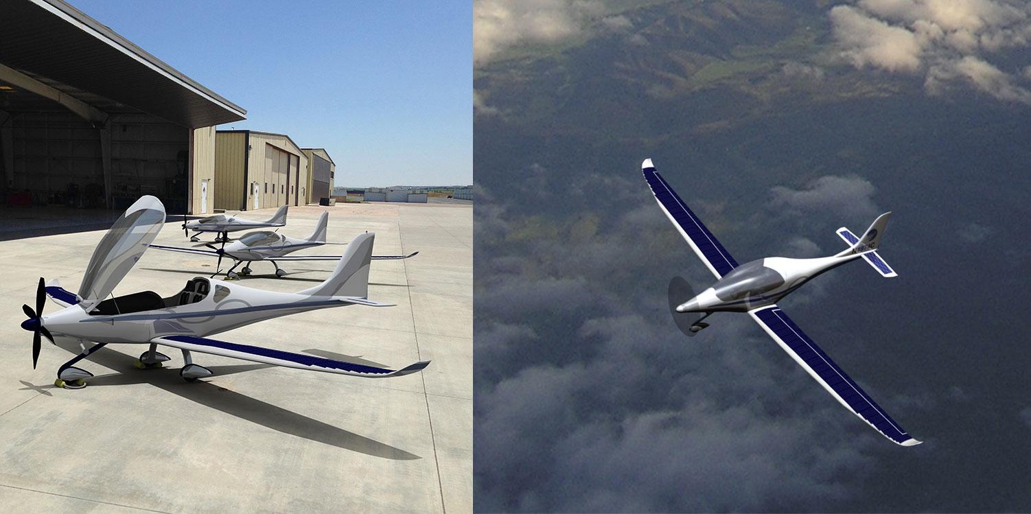 AEAC Sun Flyer Concept