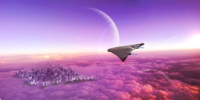 Scifi concept image