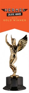 Gold Hermes Creative Award